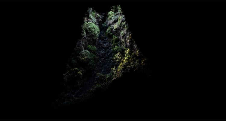 Point Cloud derived from sUAS flight